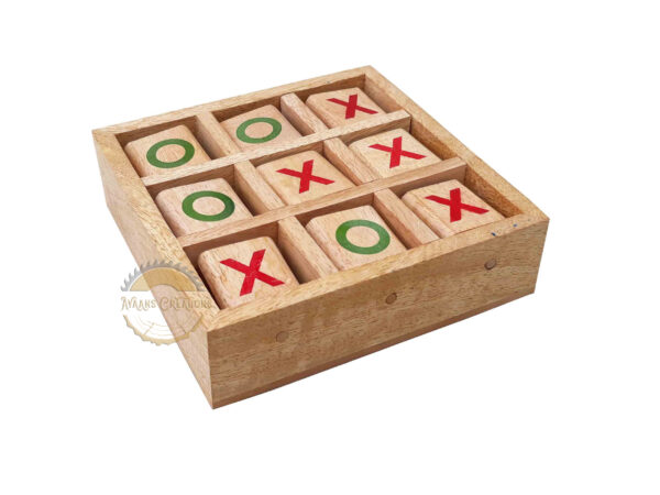 Rotating Tic Tac Toe